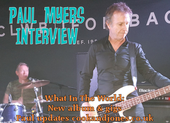 Paul Myers Interview