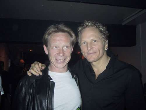 Paul Cook & Matt Sorum